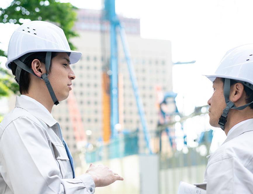 株式会社東建産業 一緒に働く仲間を探しています